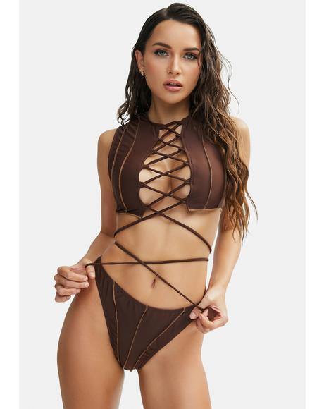 Olla Bikini Top