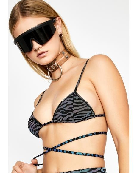 Freak Effect Bra Top