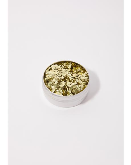 Boogie Nights Gold Eco Glitter