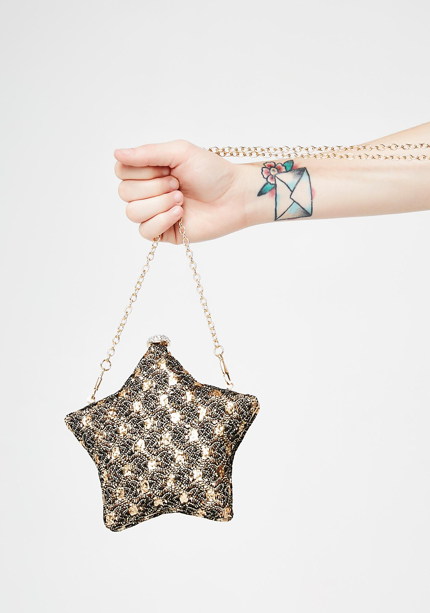 Lucky Star Crossbody Bag