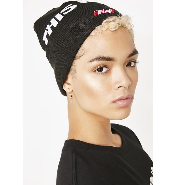 HUF Buds For You Beanie