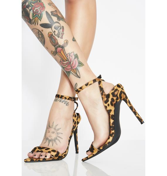 Fierce Elite Class Stiletto Heels