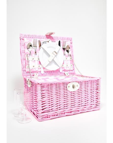 Sugar N' Spice Picnic Basket