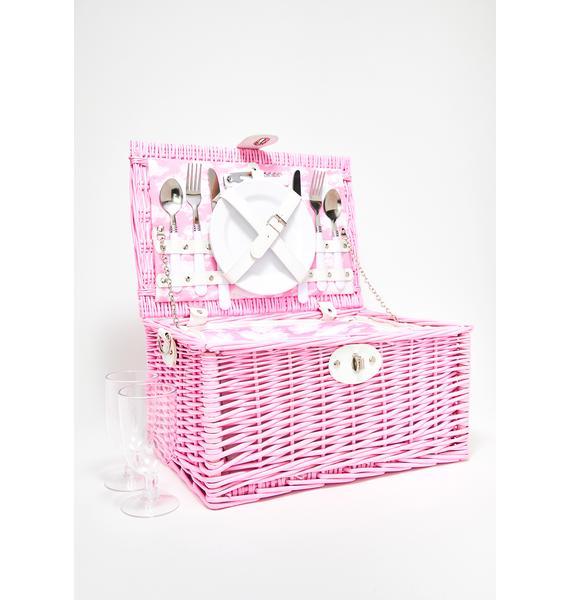 Sugar Thrillz Sugar N' Spice Picnic Basket