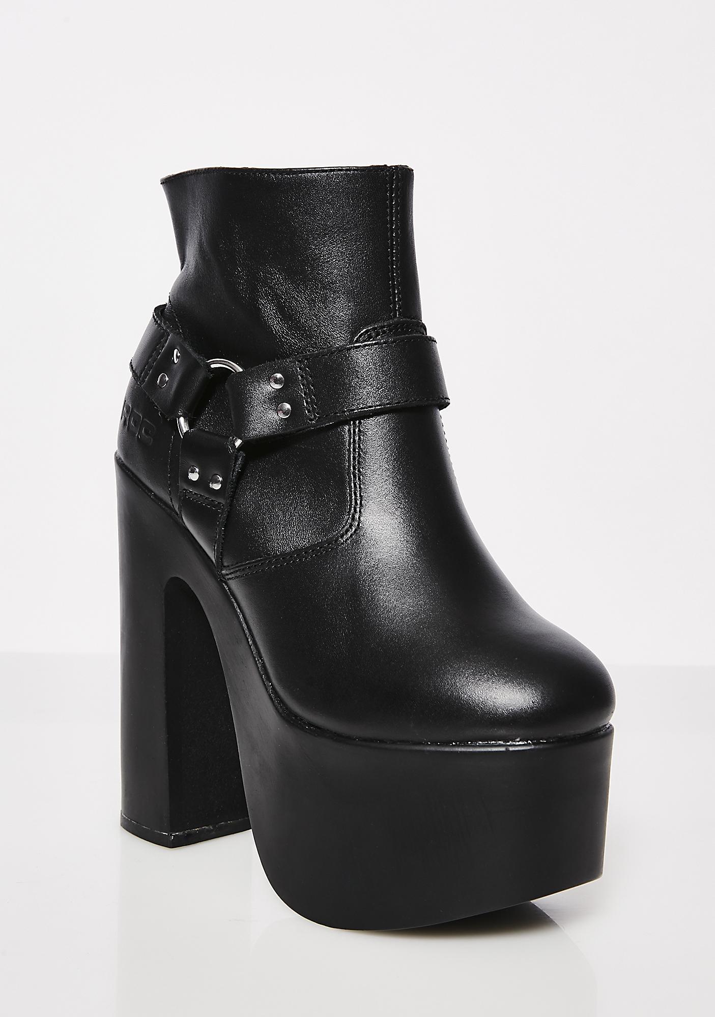 ROC Boots Australia Hirudo Platform Boots
