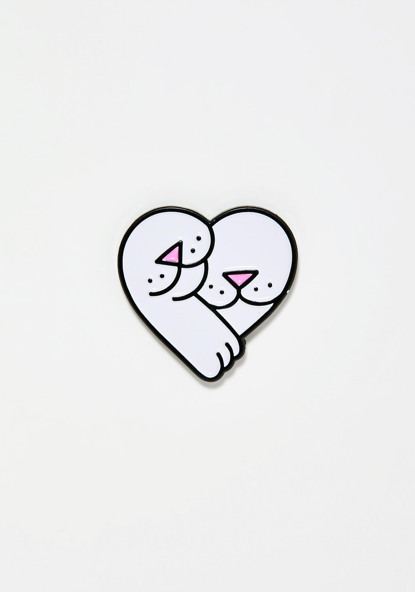 RIPNDIP Love Nerms Pin