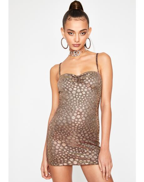 On The Prowl Mini Dress