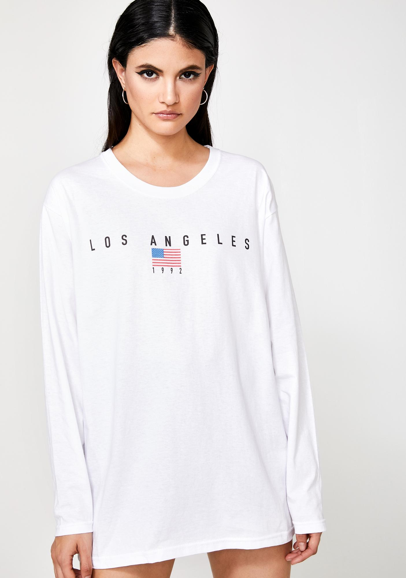 701f771bb Daisy Street LA Long Sleeve Top | Dolls Kill