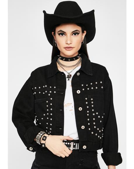 Rodeo Babe Denim Jacket