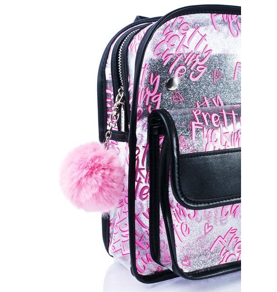 Skinnydip Pretty Cute Backpack