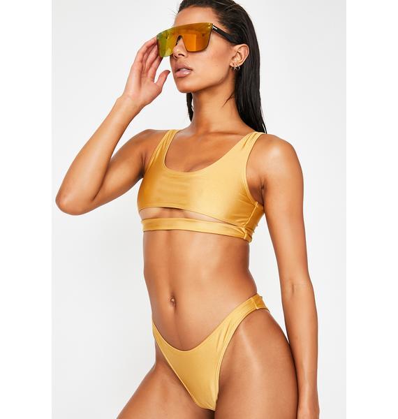 Forplay Juicy Star Player Bikini Set