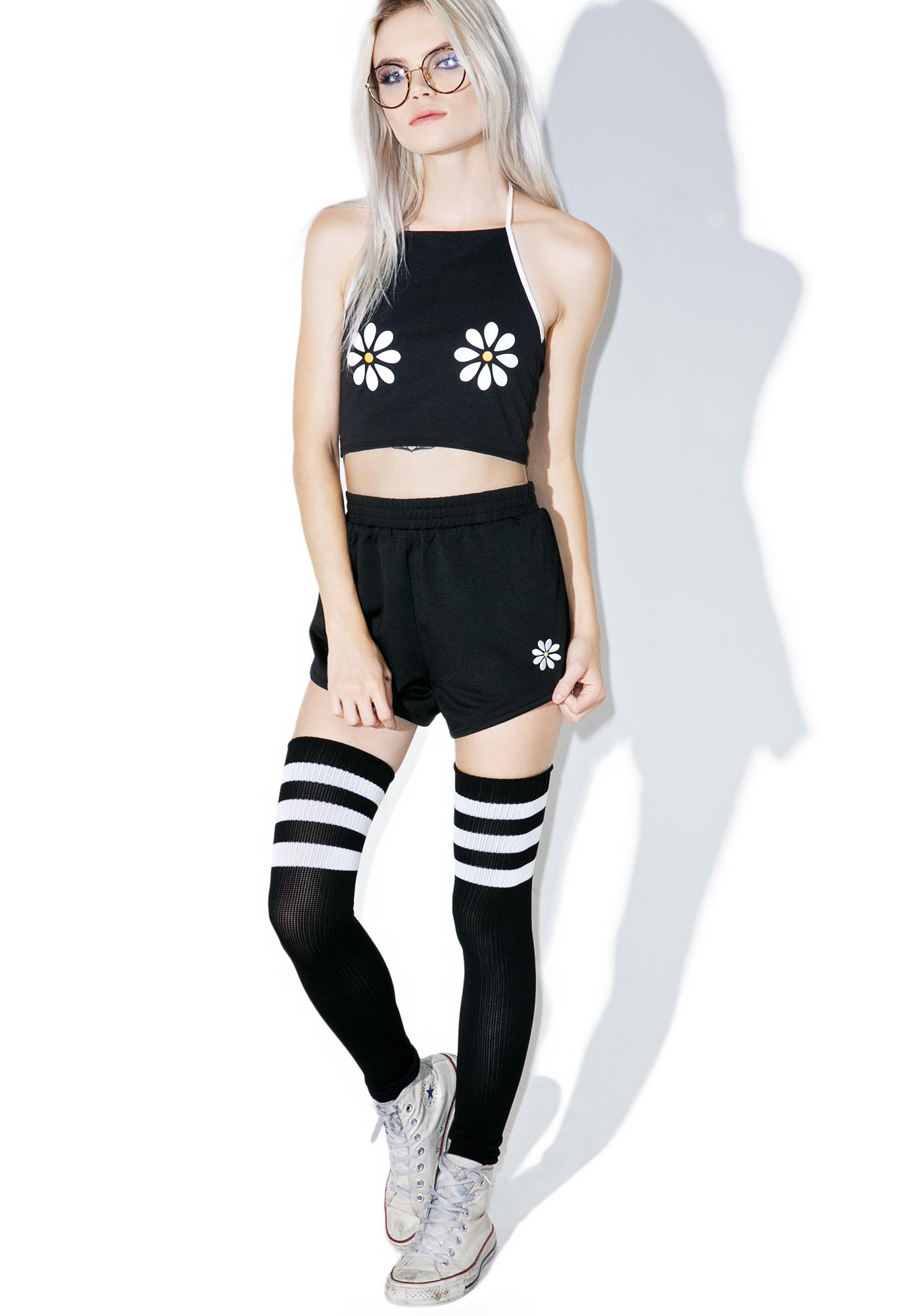 Camp Collection Daisy Shorts