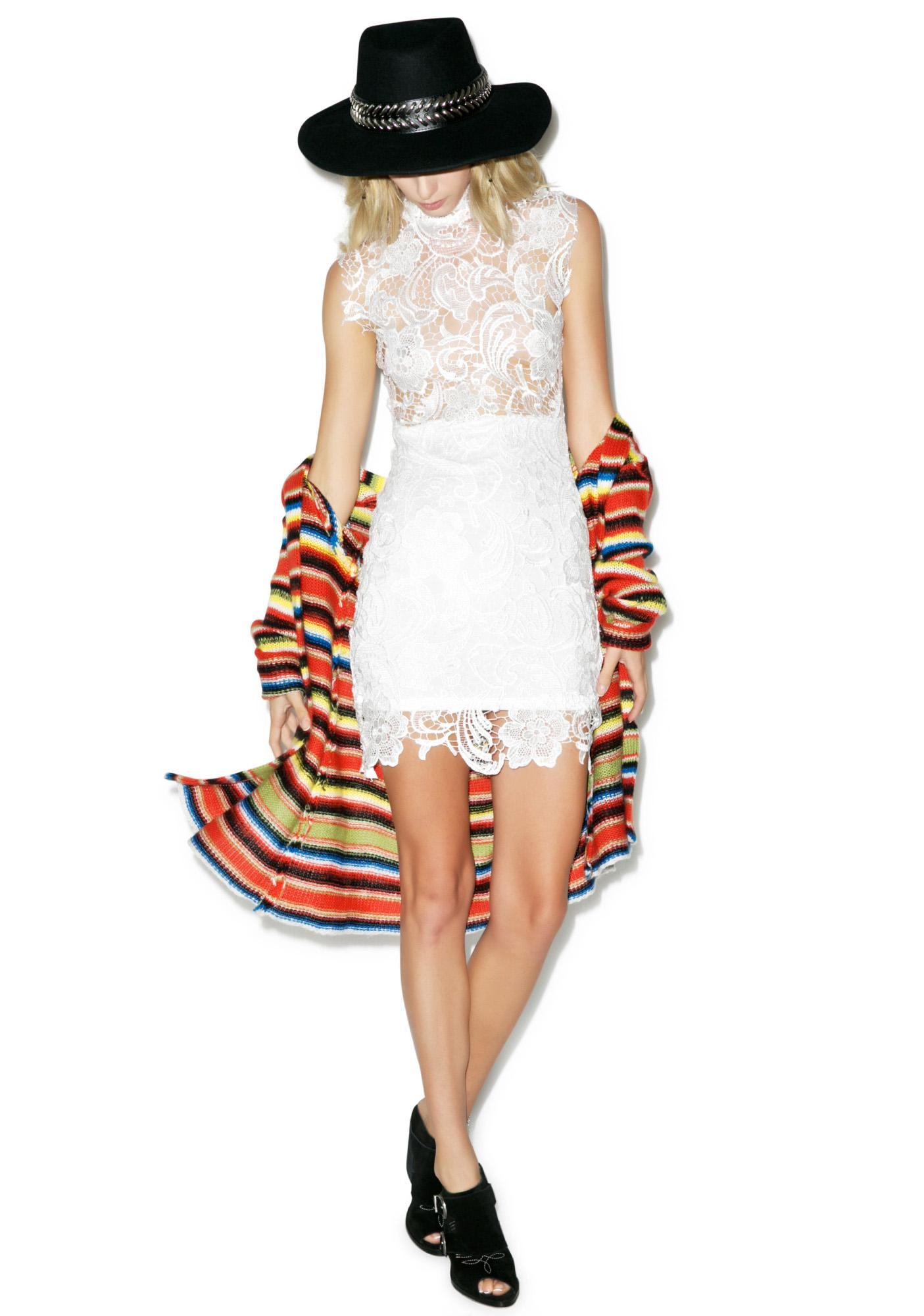 Restless Lace Dress