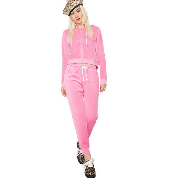 Malibu Princess Velour Lounge Pants