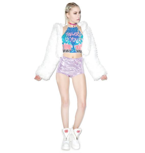 Mamadoux Y2K Shorts