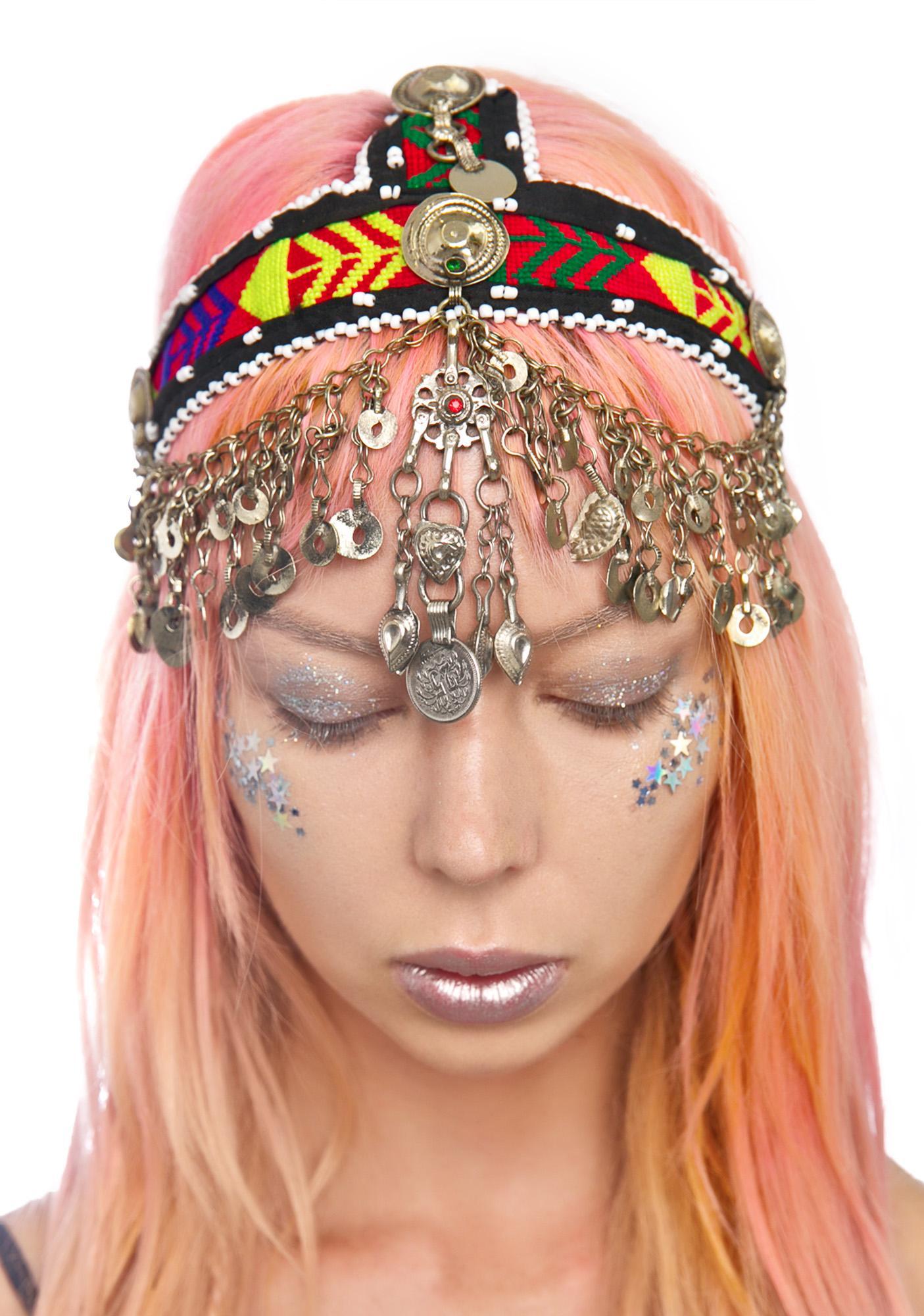 Rock n Rose Margo Bohemian Headpiece