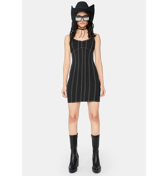 Be Wild Mini Dress
