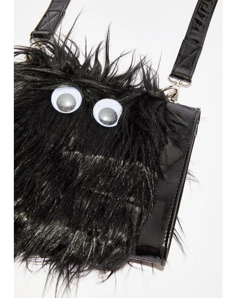 Sleep Paralysis Furry Purse