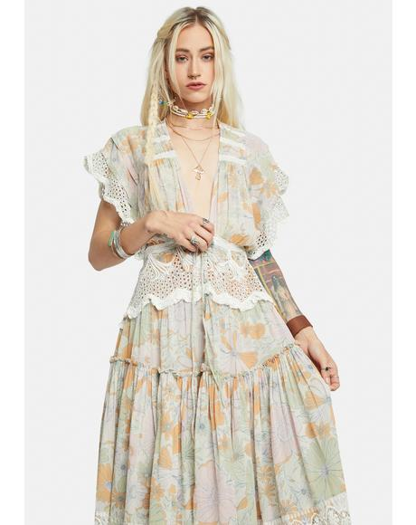 Field Of Dreams Maxi Dress