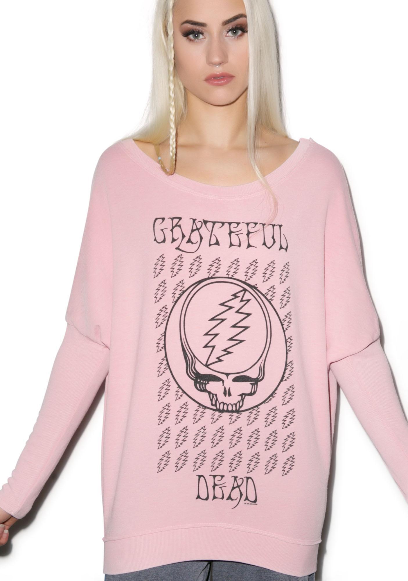 Chaser Grateful Dead Dolman Top