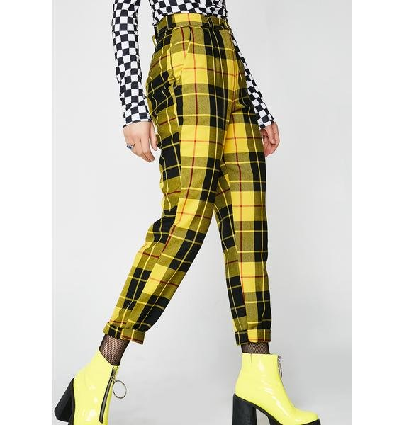 LOVE TOO TRUE Lydia Classic Trousers