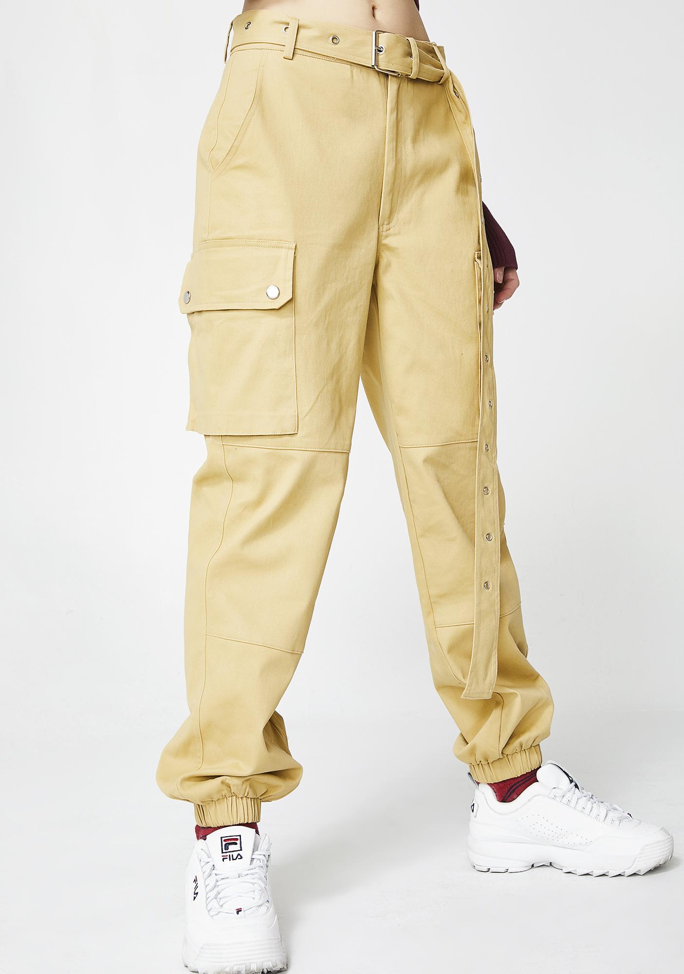 Don't Test Me Cargo Pants