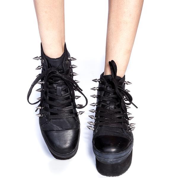 Y.R.U. Elevation Platform Sneakers