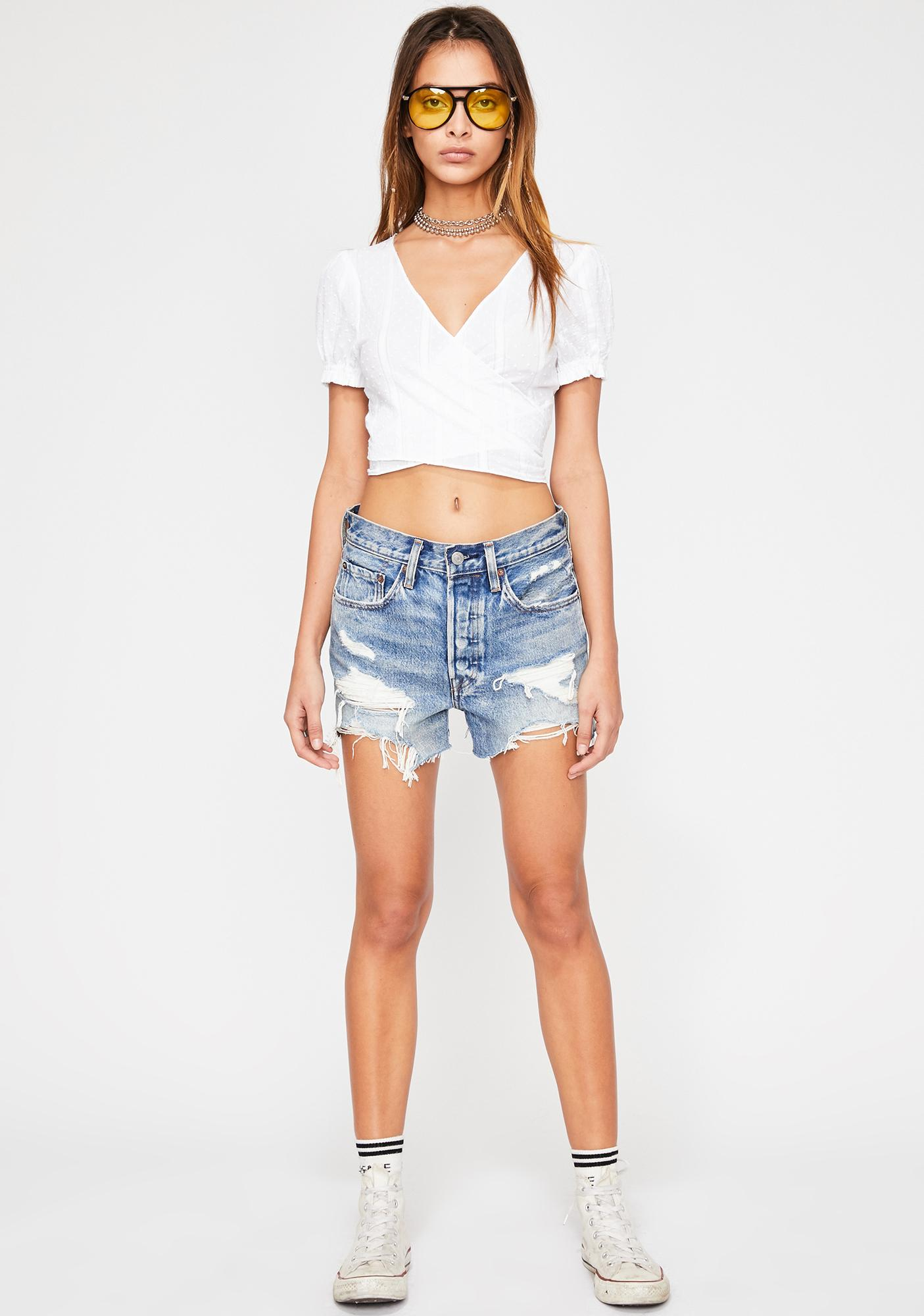 Pure Faithful Bliss Crop Top
