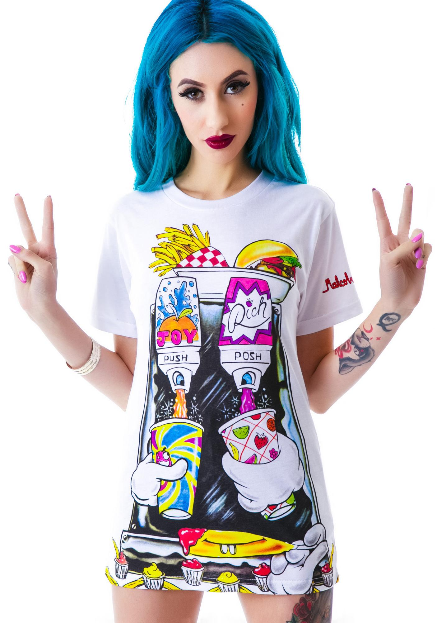Joyrich The Fountain Tee