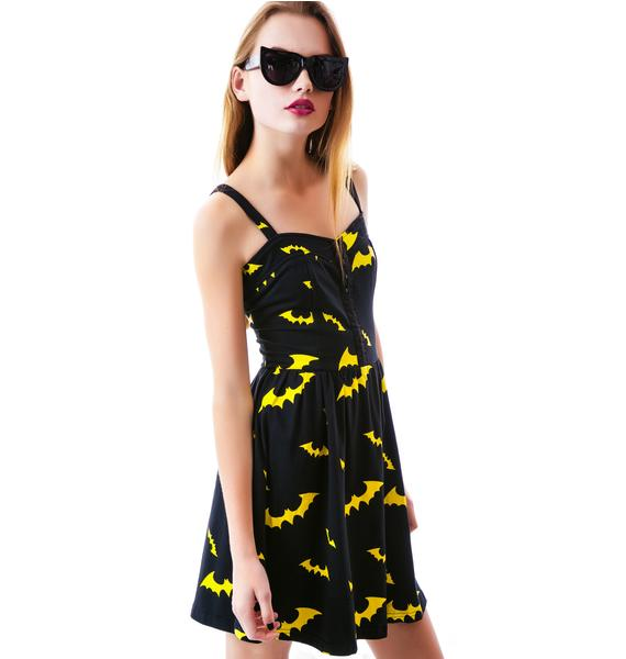 Bat Crazy Dress