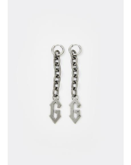 Carnitas Chain Earrings