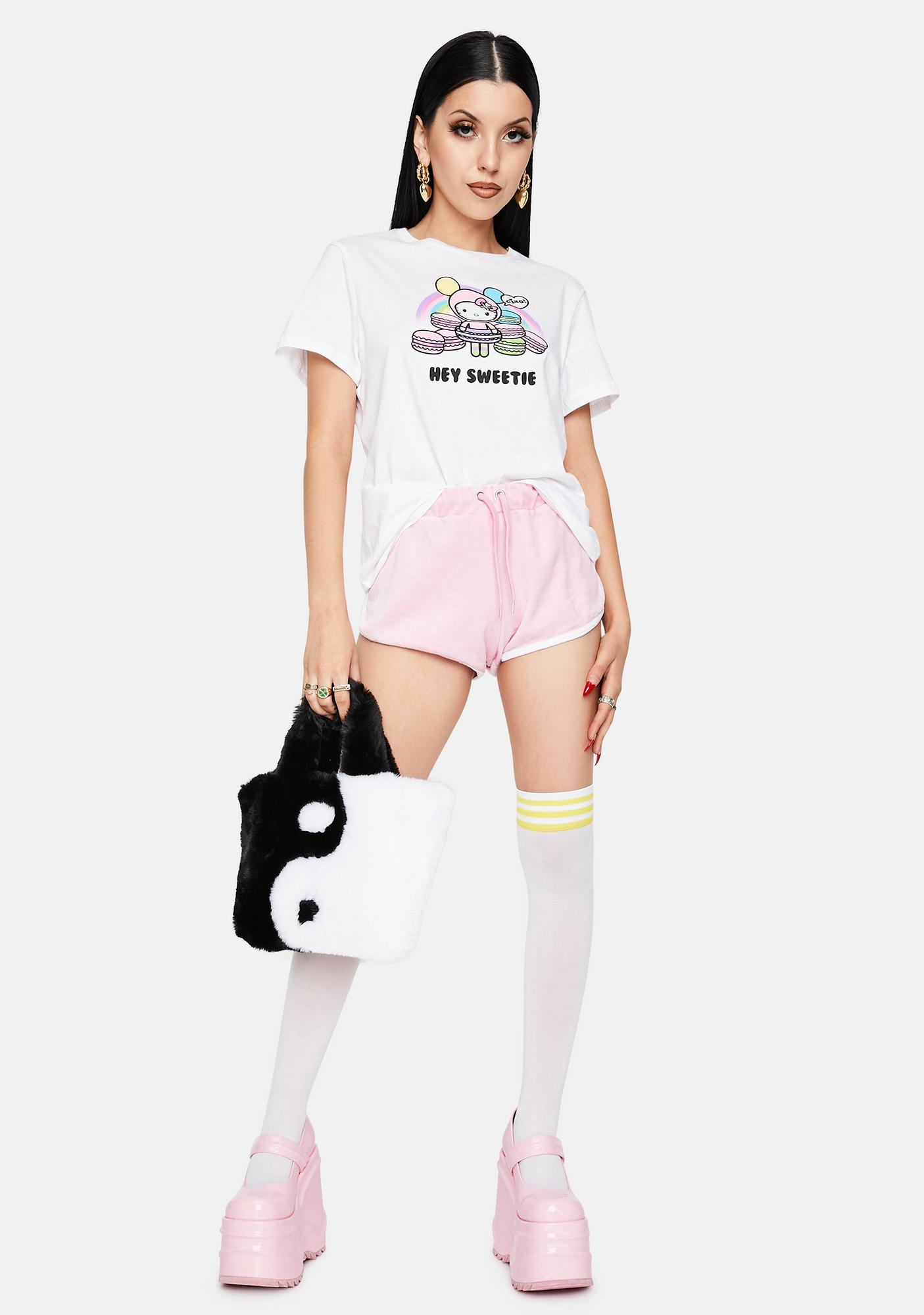 Tokidoki x Hello Kitty Hey Sweetie Graphic Tee