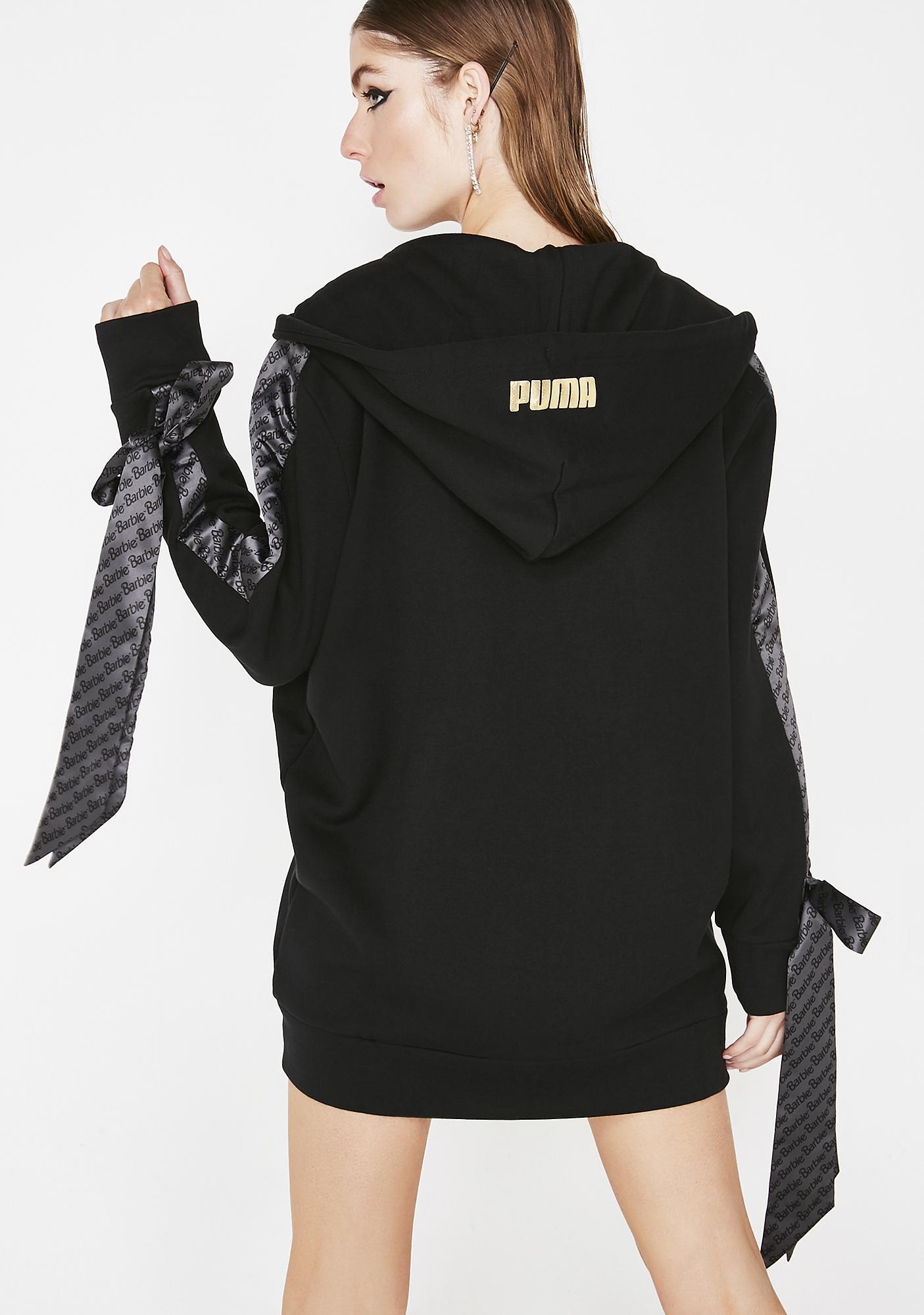 061fb6922a ... PUMA X Barbie Zip Up Hoodie