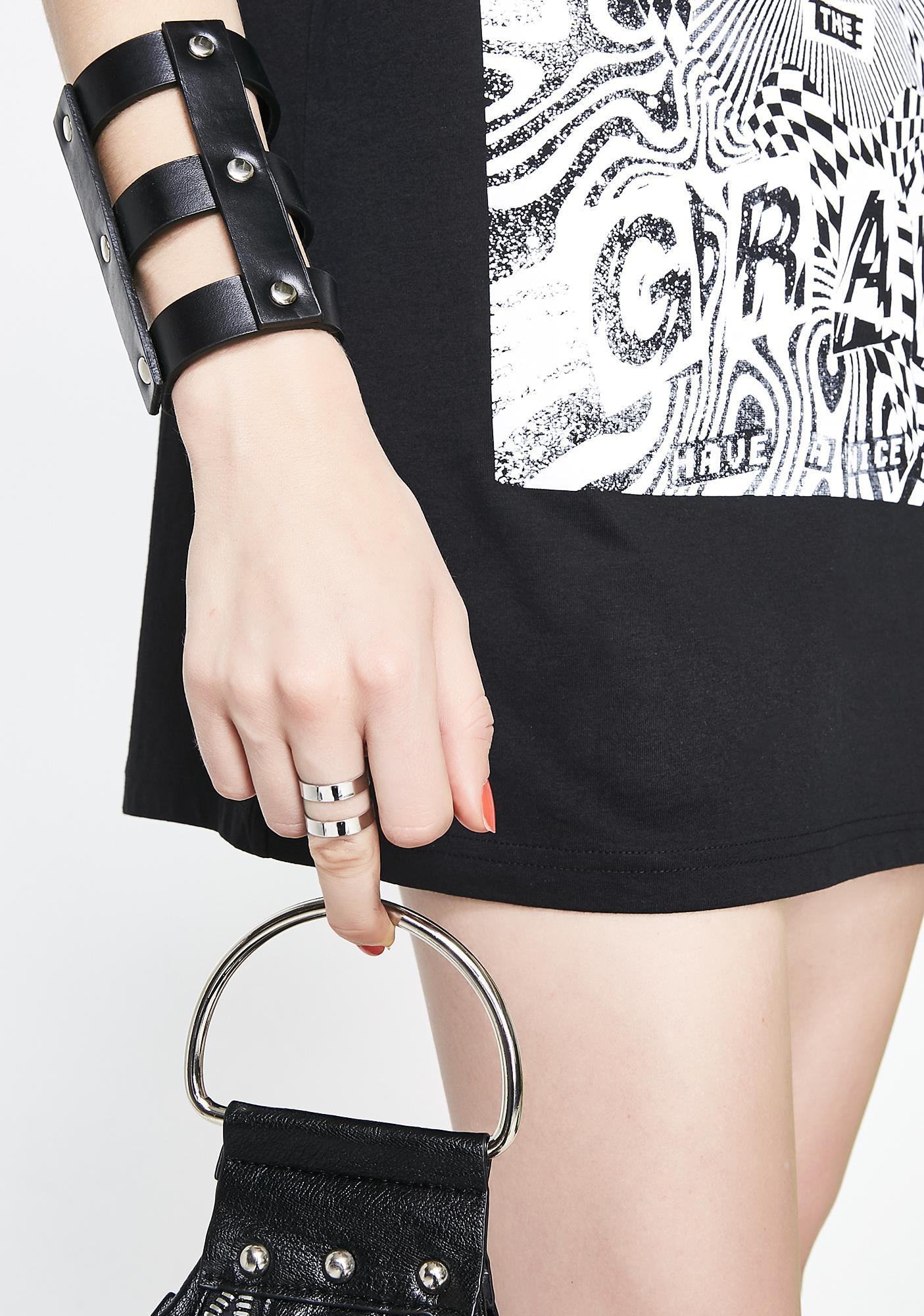 Killa Queen Caged Armband