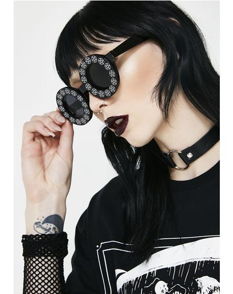 Pentacles Sunglasses