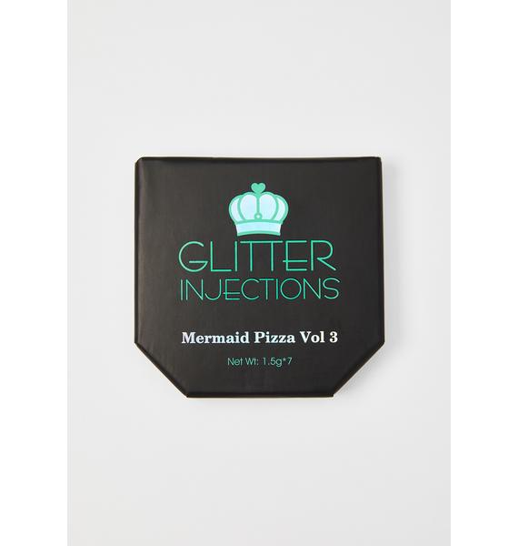 Glitter Injections Mermaid Pizza Vol 3 Palette