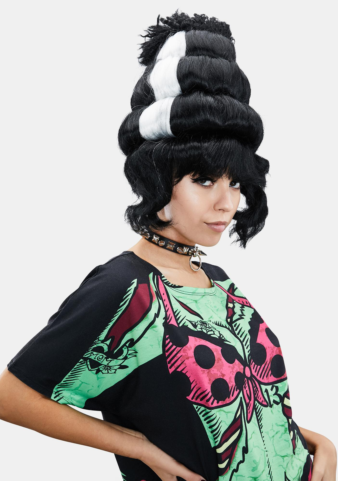 Pin Up Frankie Wig