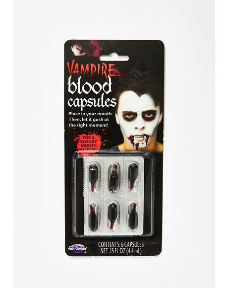 Baddie Blood Capsules