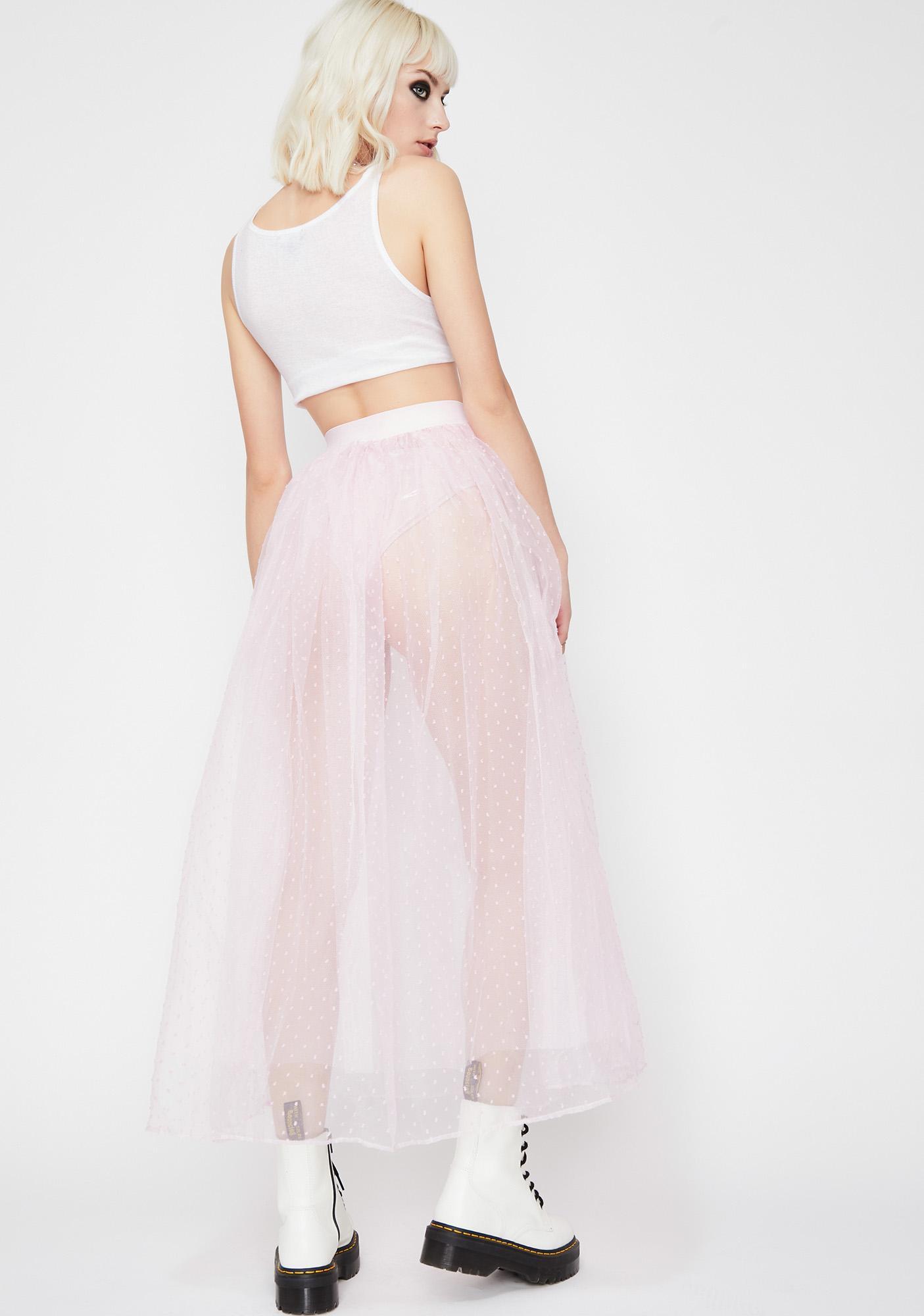 Pretty Princess Morbucks Maxi Skirt