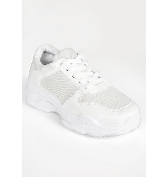 Money Talk Basic Sneakers