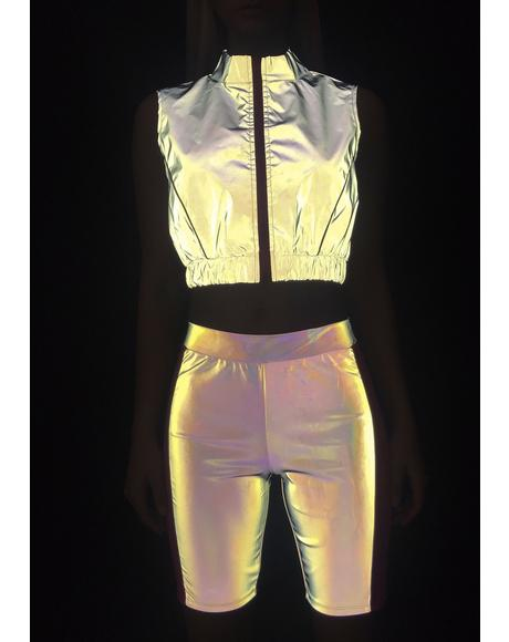 Cyber Lightwave Reflective Set