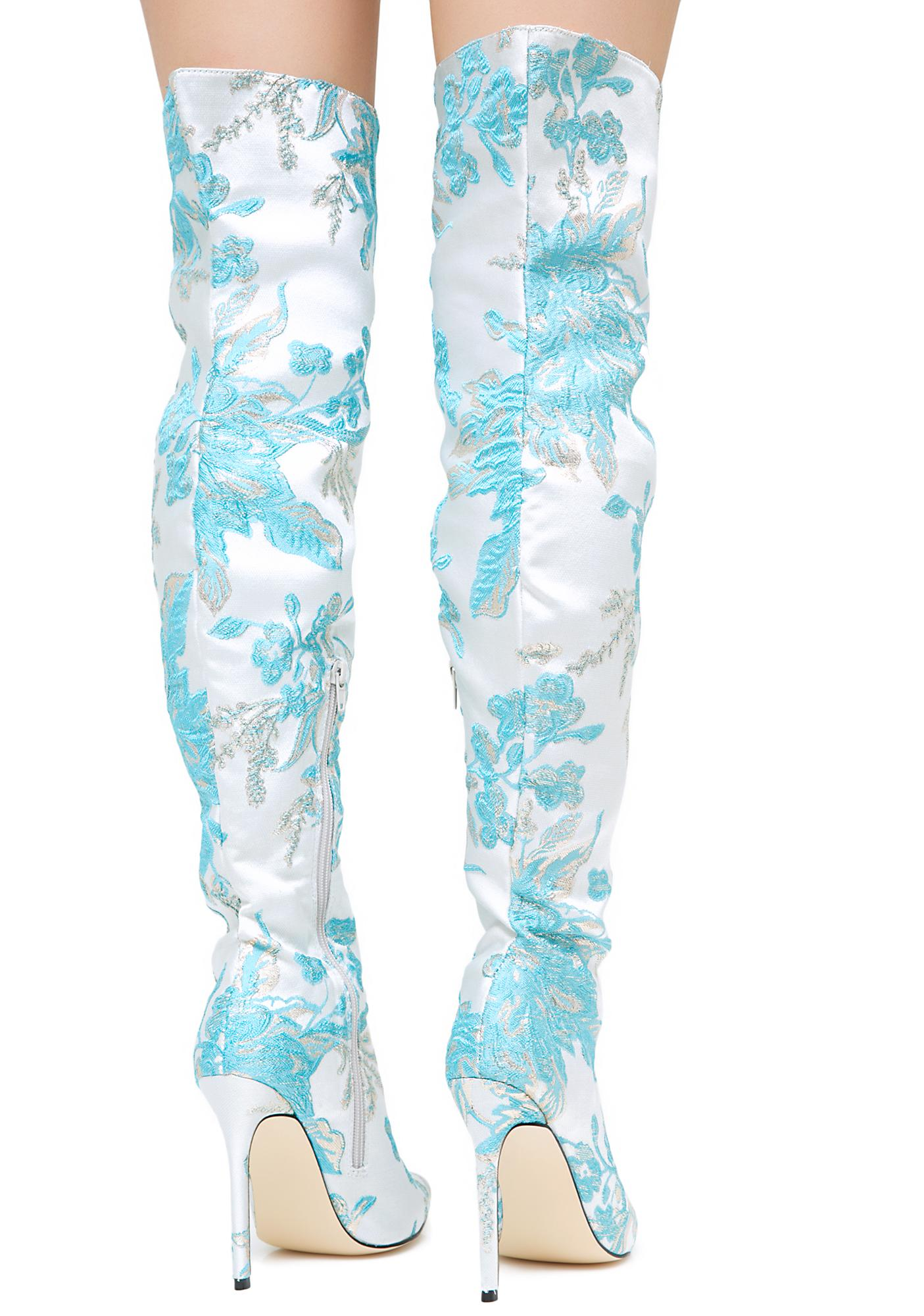 Privileged Varden Thigh High Boots
