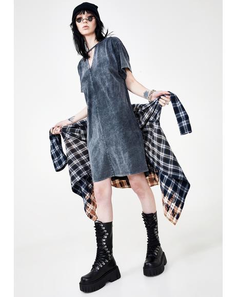 Seance Tee Dress