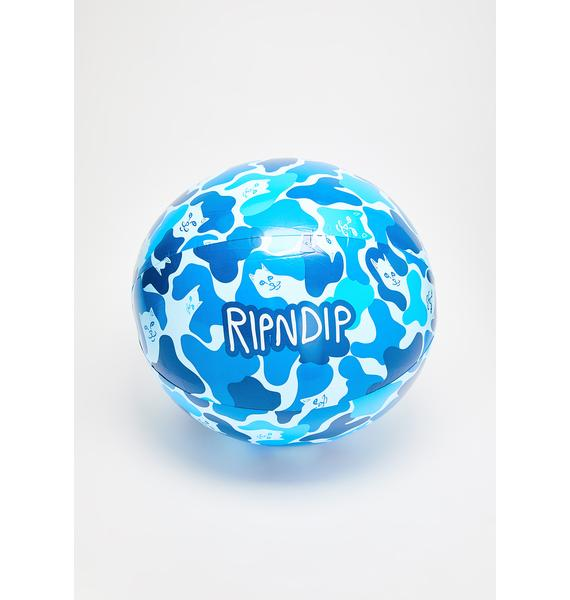 RIPNDIP Beach Bum Beach Ball