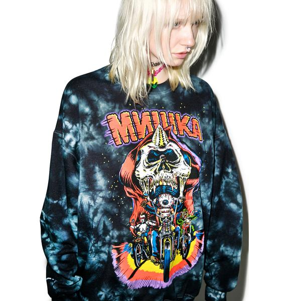 Mishka Lamour Outlaws Crew Neck Sweater