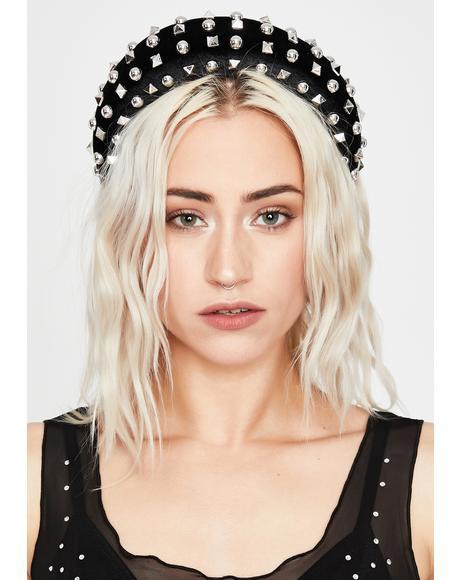 Vain Reign Studded Headband