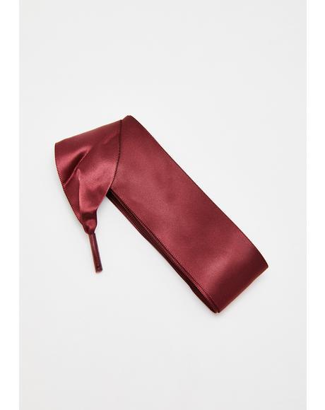 Oxford Ribbon Laces