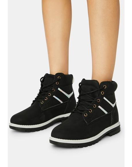 Brooklyn Bad Sneaker Boots