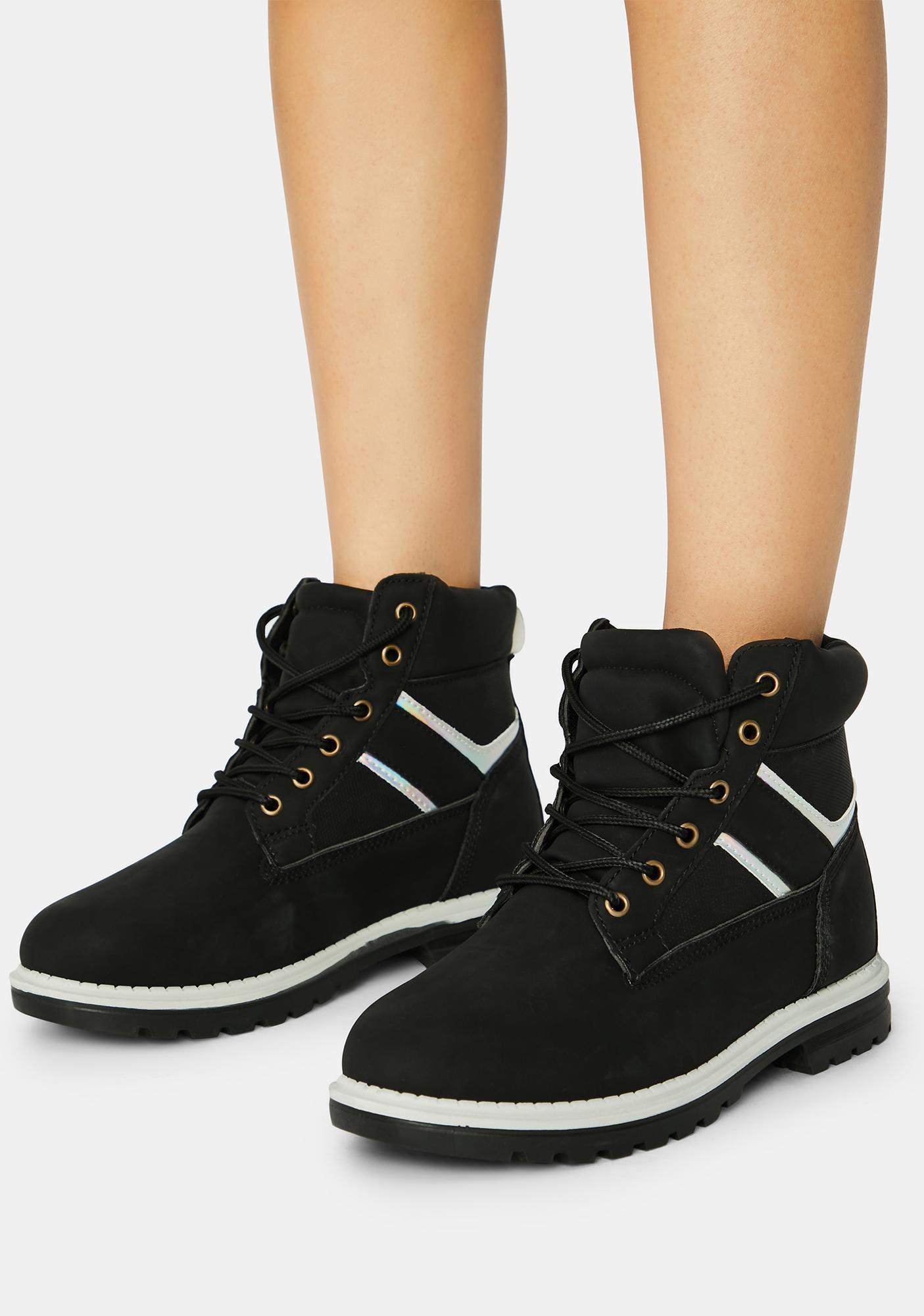 Brooklyn Bad Sneaker Boots