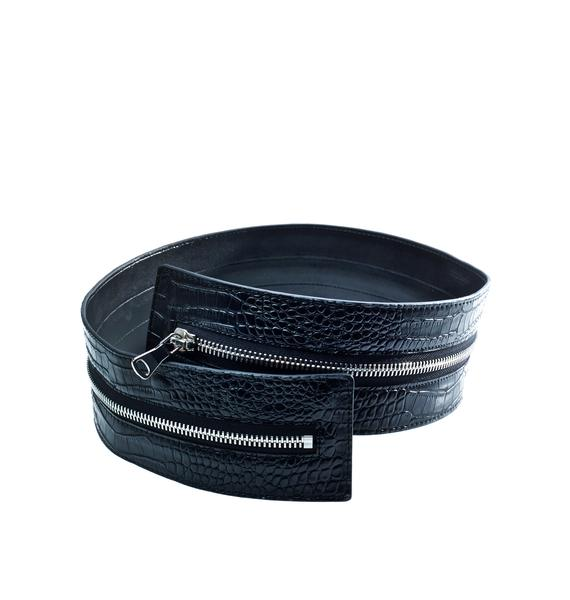 Bellatrix Zipper Belt